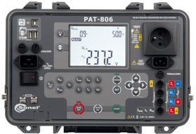 Miernik bezpieczeństwa urządzeń elektrycznych i   sprzętu spawalniczego PAT-806