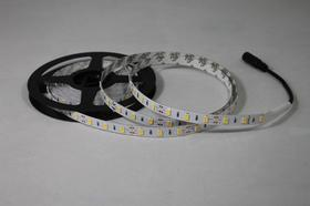 Taśma Led Nextec 12V/Smd 5630-300 Led/Ip20/biały ciepły/podłoże białe/rolka 5m/10mm   (M1) (LS5300WW_5630-G_WB)