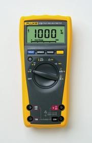 FLK 179 multimetr cyfrowy, dokładność podstawowa: 0,09%, zakres pomiarowy A/AC 0,01 mA - 10 A,      ategoria przepięciowa CAT IV 600V