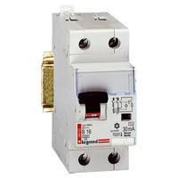 P312 B-16-30-AC DX3 Wyłącznik różnicowo-nadprądowy, 16A, typ AC, charakterystyka B, 2-modułowy