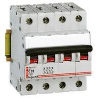 S304 B50 TX3  Wyłącznik nadprądowy, 50A 6kA, charakterystyka B, 4-polowy