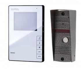 "Wideodomofon 4"" LCD wandaloodporny"