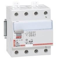P304 25-30-AC TX3  Wyłącznik różnicowoprądowy, 25A, typ AC, 4-modułowy