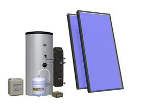 Zestaw solarny 2 KS2100-TAC-200-Opti