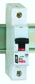 S301 B16 TX3  Wyłącznik nadprądowy, 16A 6kA, charakterystyka B, 1-polowy 403357 LEGRAND