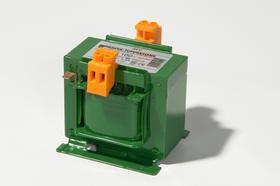 Transformator 1 fazowy STM 320VA 230/24V ochronny, klasa cieplna izolacji - B, IP00, mocowanie śruby M5 16224-9919 BREVE