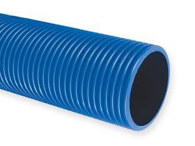 DVK 50 Osłona rurowa do kabli,karbowana, niebieska, dwuścienna 6m 11020280200000 AROT