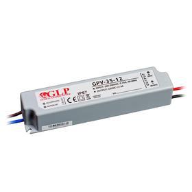 GLP zasilacz LED 12V/3A, GPV