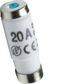 Bezpiecznik D 13x36mm DL 20A LDL20 HAGER