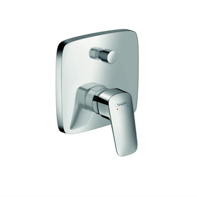 Logis bateria wannowa podtynk 71405000 HANSGROHE