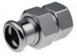 """Śrubunek GW , KAN-therm Steel Sprinkler - 22xR3/4"""" 6208928 KAN-THERM"""