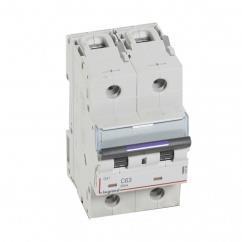 Wyłącznik nadprądowy S322 C63 2P 63 A 50KA DX3 410154