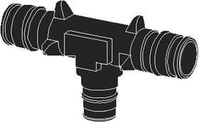 Uponor Q&E trójnik redukcyjny PPSU 20-20-16 1008697 UPONOR