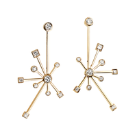 Swoonery-Kaboom Earrings