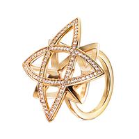 P+ & Stars Ring