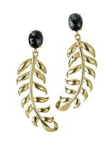 Swoonery-LADY OF THE DAINTREE EARRINGS I