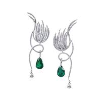 Swoonery-Le Phoenix Earrings