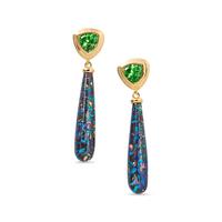 Swoonery-Seasons Springtime Earrings