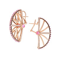 Swoonery-Sumerian Statement Hoops