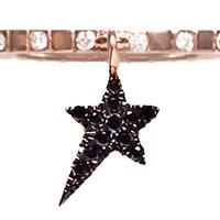 Swoonery-Star Charm Ring