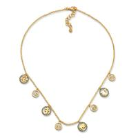 20K Auspicious Charm Necklace