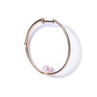 Swoonery-Creol Rondeur Pearl Earring