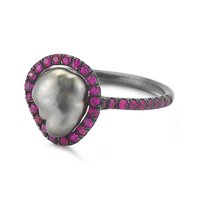 Swoonery-Savannah Stranger Equator Ring