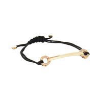 Swoonery-Bianca & Stars Bracelet in Gold