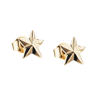 Swoonery-Catch A Falling Star Earrings