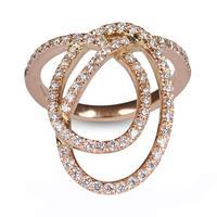 Swoonery-Talisman Eternity Knot Ring