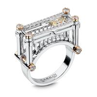 Swoonery-Railroad Bridge Ring