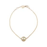 Swoonery-Mini Peace & Stars Bracelet