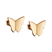 Swoonery-Little Miss Butterfly Earrings