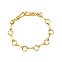 Sado Chic Chain Mini Bracelet