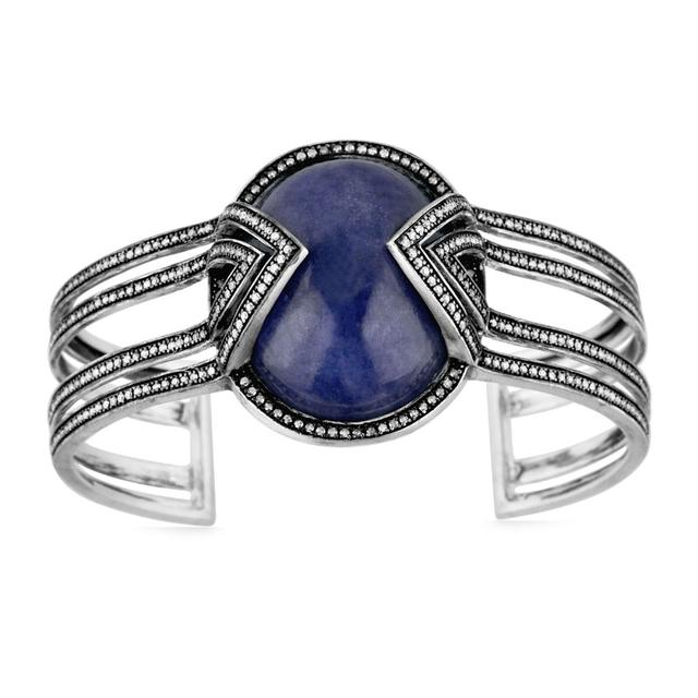 Swoonery-Quintessence Tanzanite Air Bracelet