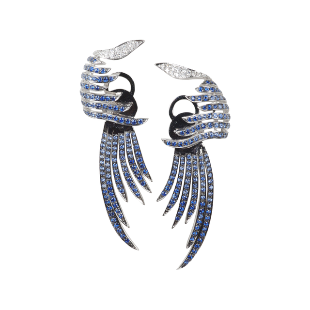 Swoonery-Le Phoenix Wing Ring