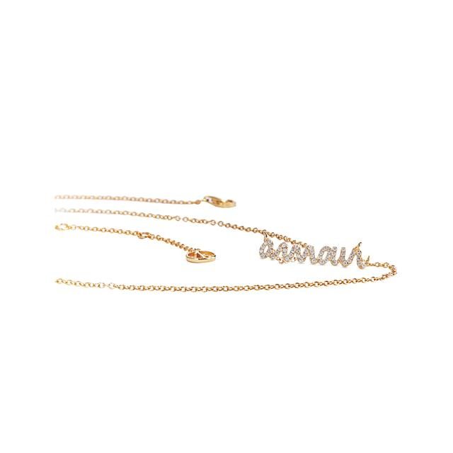 Swoonery-Amour Necklace