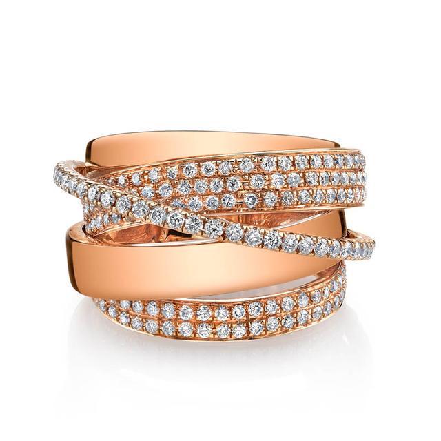 Swoonery-Orbit Ring