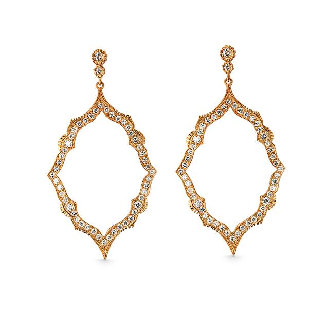 Swoonery-Ina Earrings