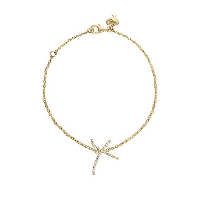 Swoonery-Kiss Bracelet