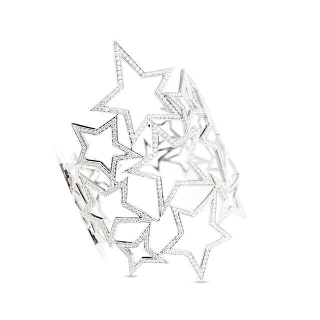 Swoonery-Stars Bangle
