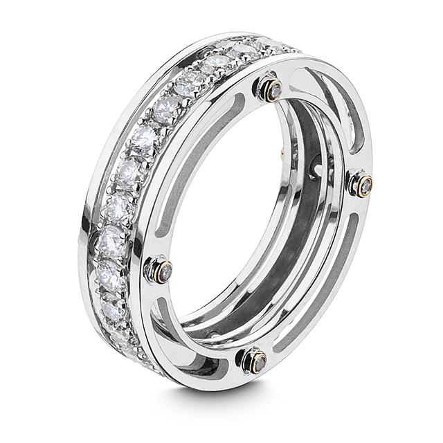 Swoonery-Wedding Bridge Ring