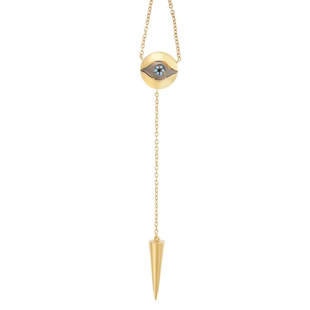 Swoonery-Dawm Spike Necklace
