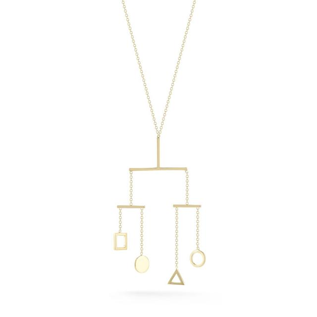 Swoonery-Kinectic Objects Necklace