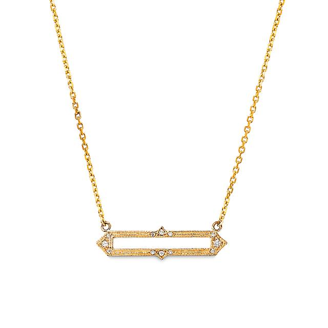 Swoonery-Minaret Necklace