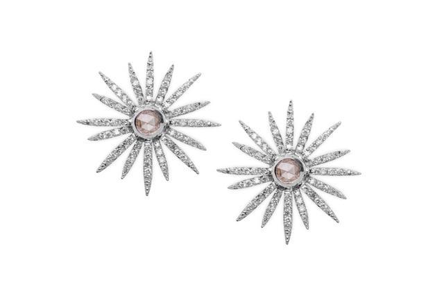 Swoonery-Starburst Stud Earring