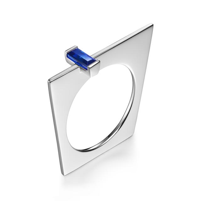 Swoonery-Galana Sapphire Ring
