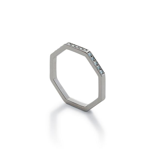Swoonery-OCTAGON RING