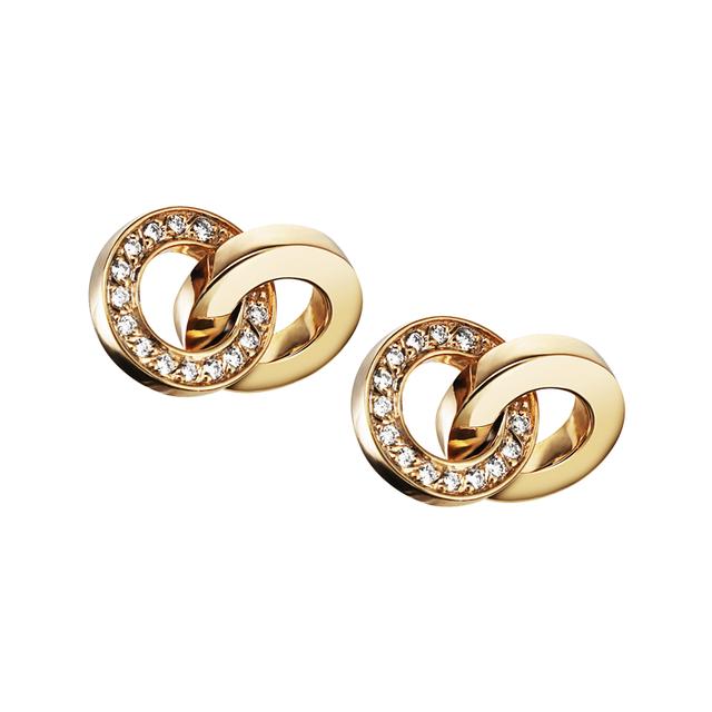 Swoonery-You & Me Earrings