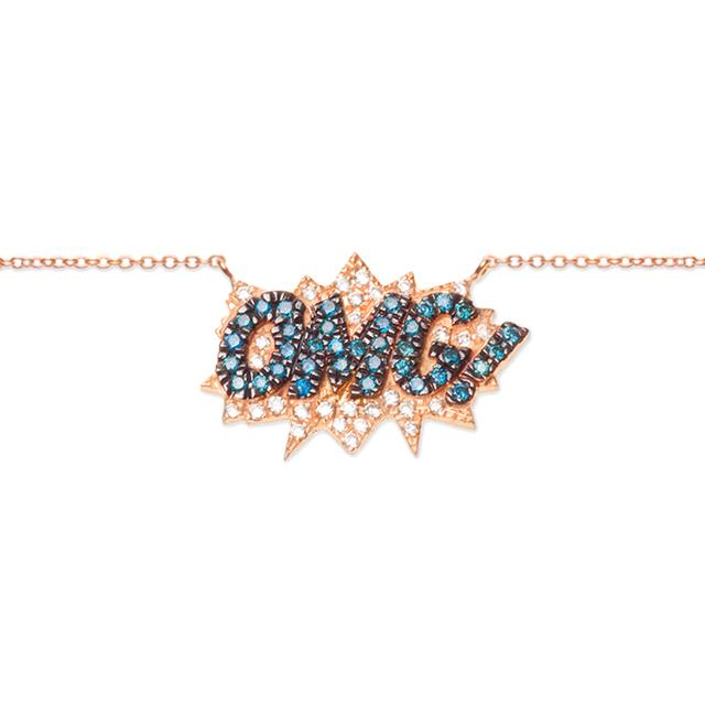 Swoonery-Omg! Necklace